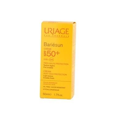 Uriage URIAGE Bariesun Creme SPF50+ Very High Protection 50 ml Renksiz